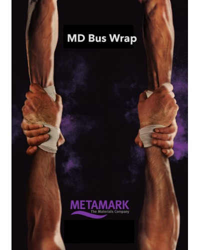 Metamark MD BW (100mc Bus Wrap) Brillo
