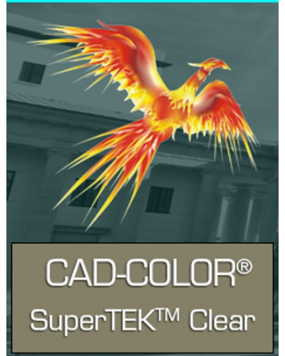 Rollo Cad-Color SuperTEK Transparente Mate 500mmX25m
