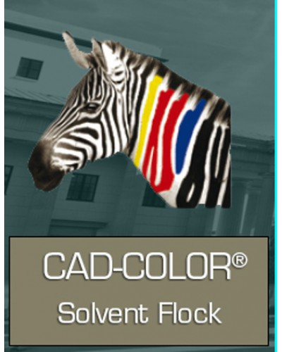 Rollo Cad-Color Solvent Flock 500mmX25m