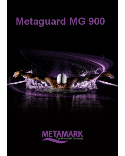 Rollo Metaguard MG 900 Brillo x15m