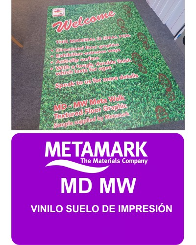 MetaWalk MD-MW (Imprimible Suelo Antideslizante)