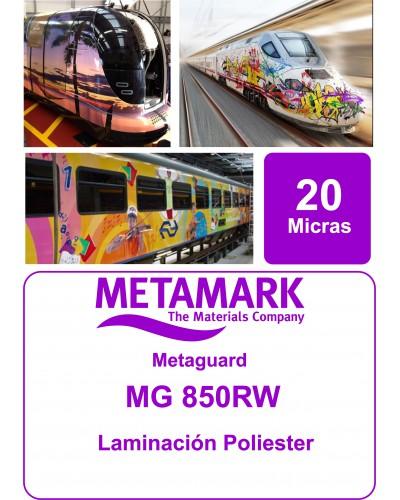 Metaguard MG MG 850RW Poliester brillo (Antigraffiti)